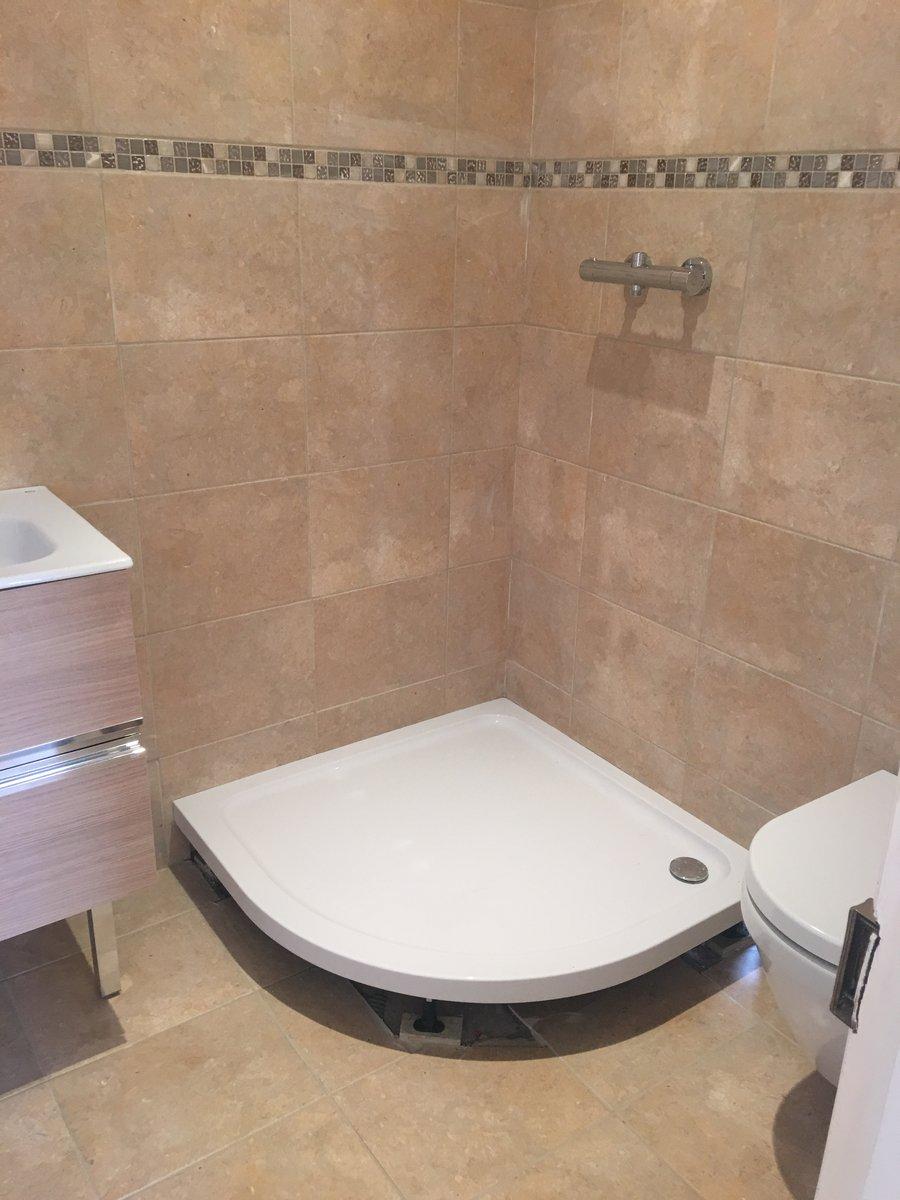 image showing bathroom en suite makeover mork
