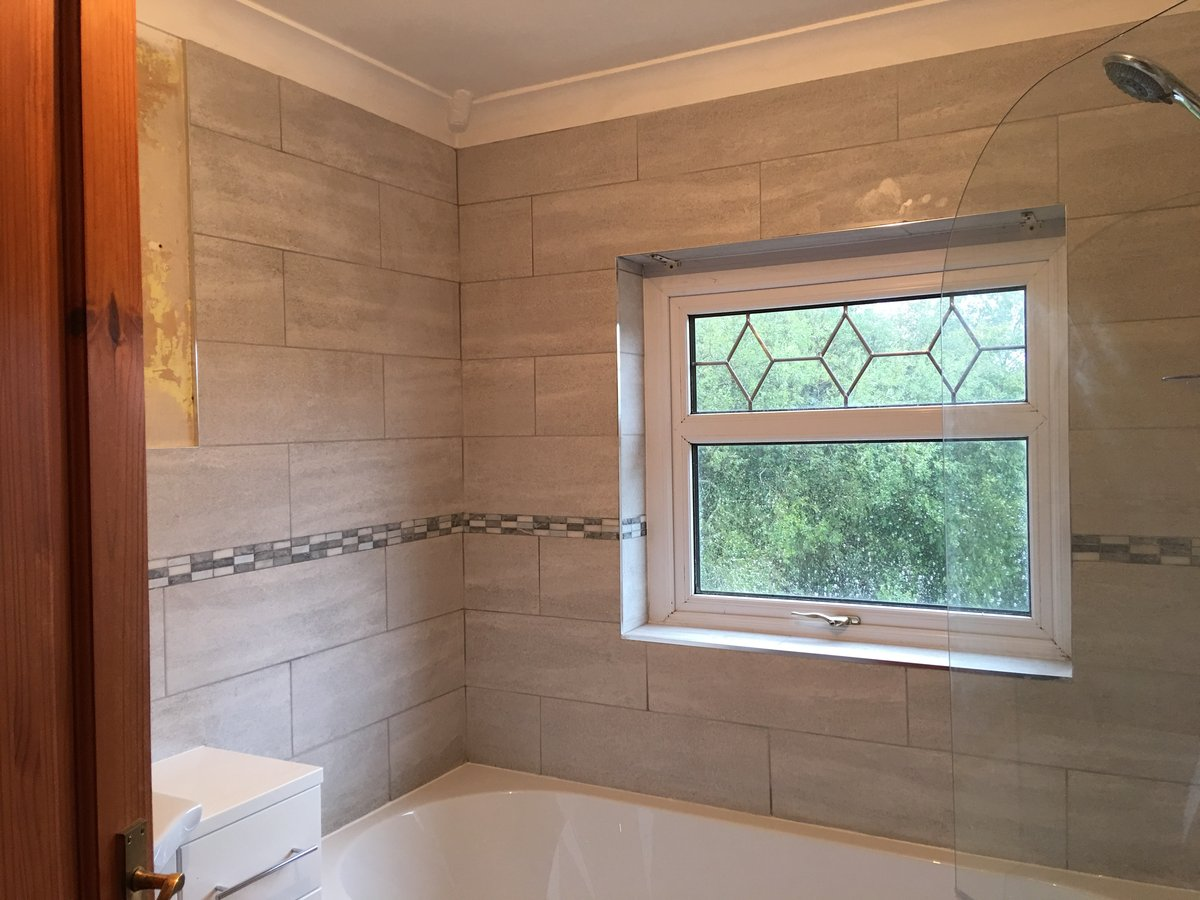 Image of bathroom makeover beaufort