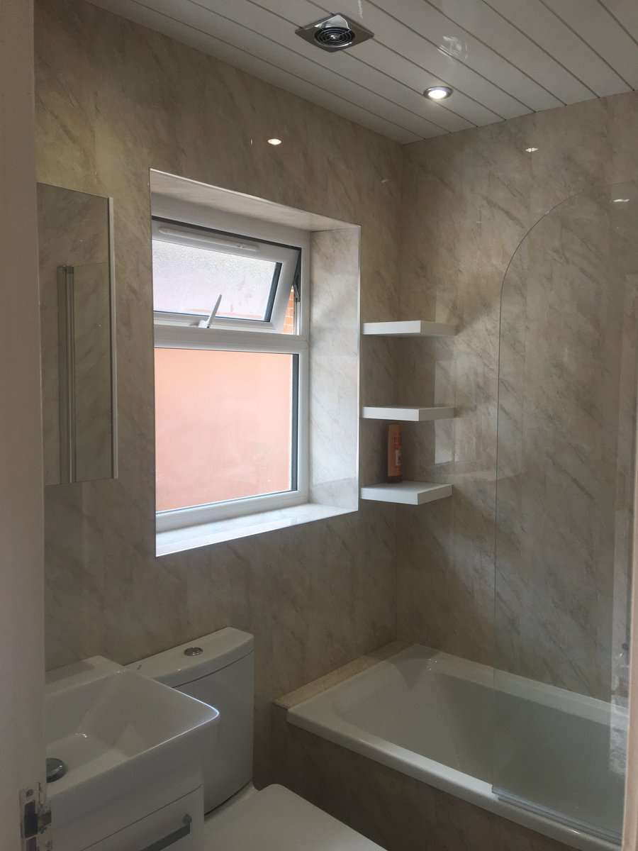 Image of bathroom refurbishment coleford