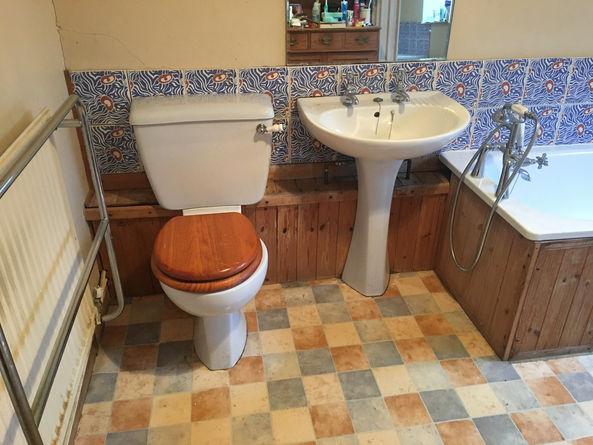 Image of bathroom renovation alteration devauden