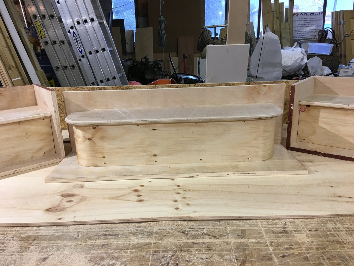 Image of bespoke carpentry joinery cabinet making