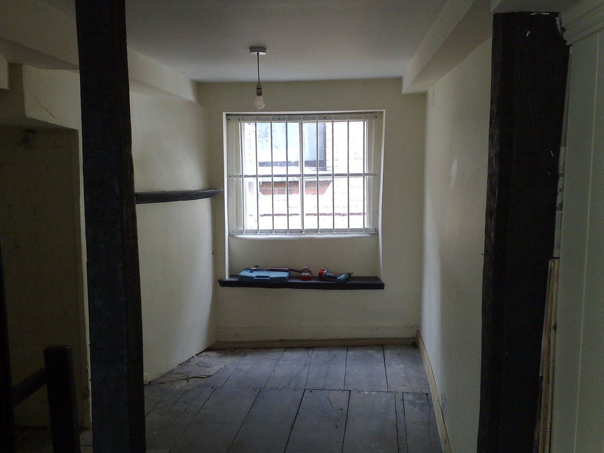 Image of leominster shop renovation three storey