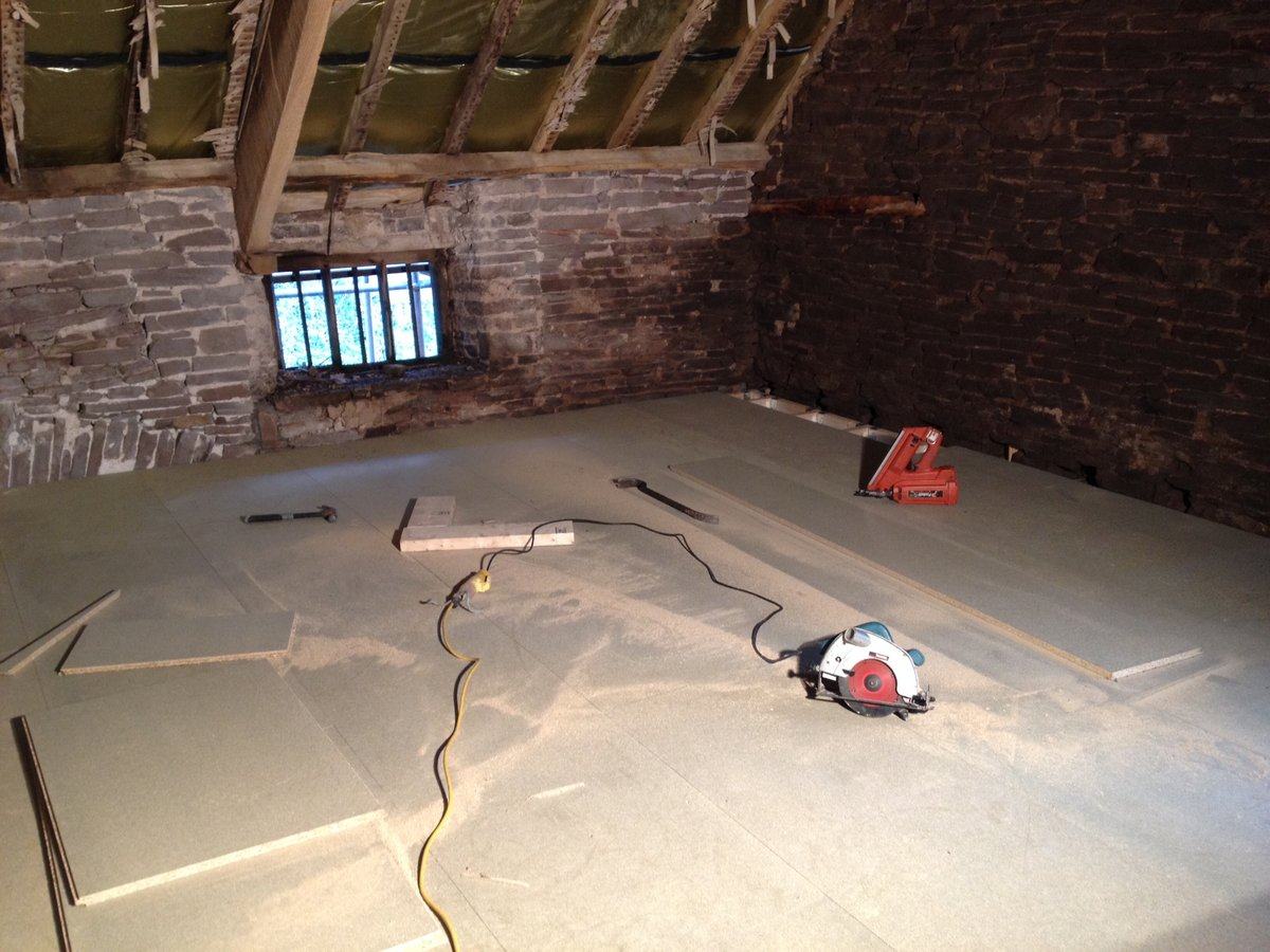 Image of llanishen barn conversion