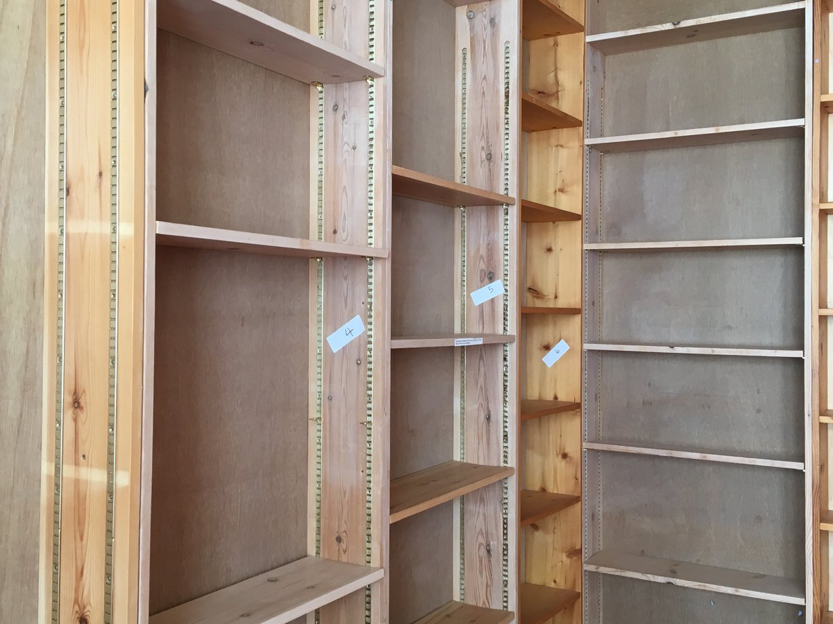 image showing shelving antique book shop tintern