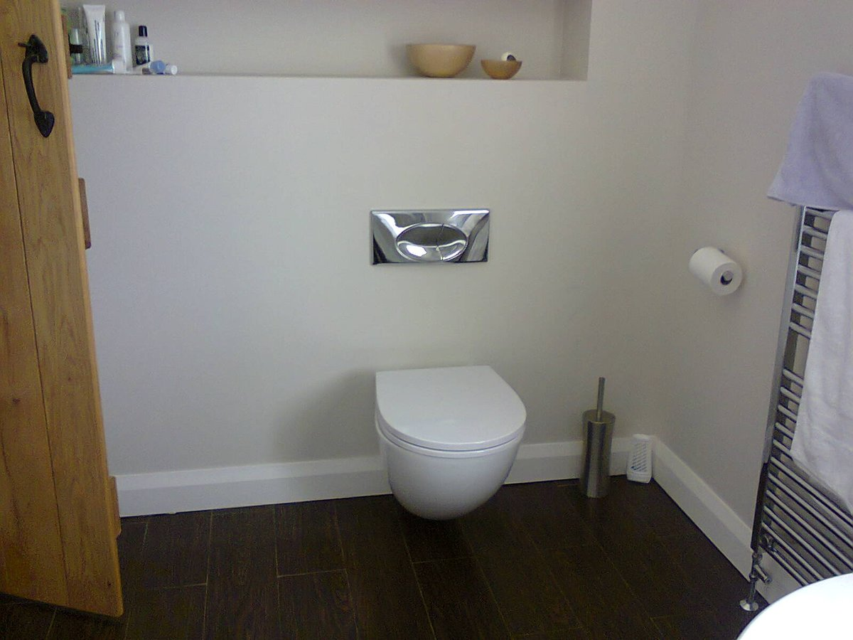 Image of the sloop llandogo washroom renovation